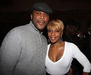 Mary J. Blige to Star in Tyler Perry Film