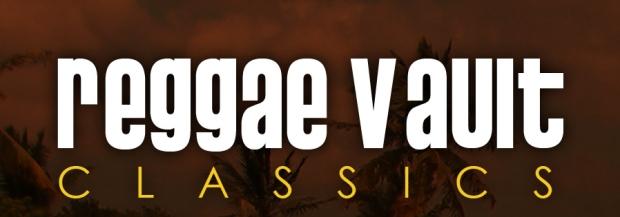 reggae vault logo