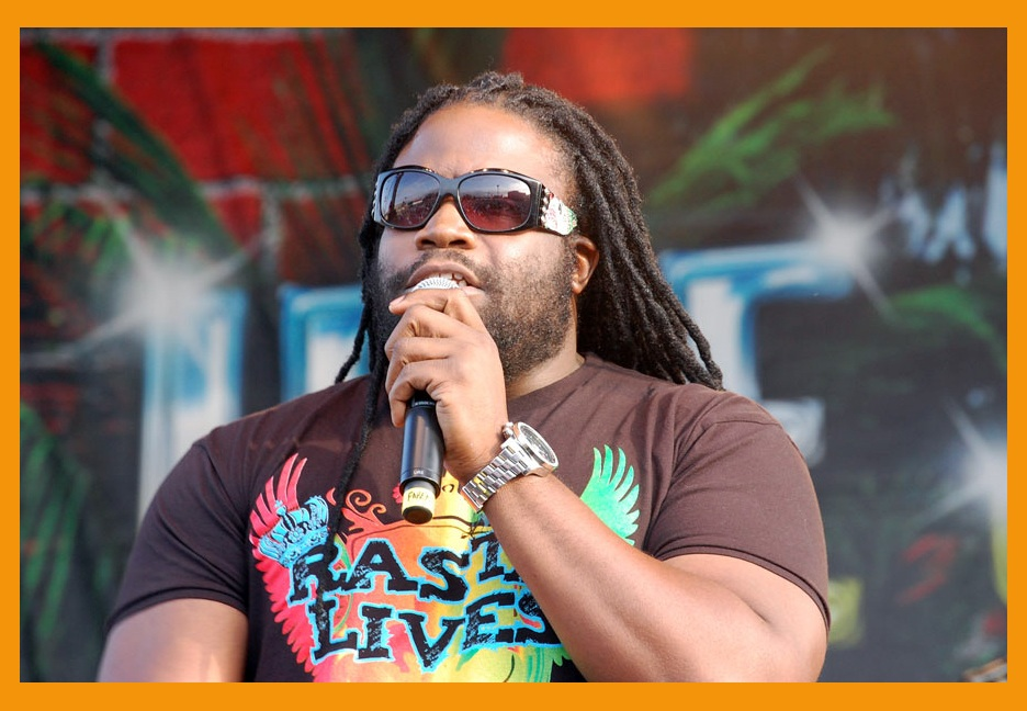 Gramps Rocks Tortola With Soothing Performance Reggae Lover By