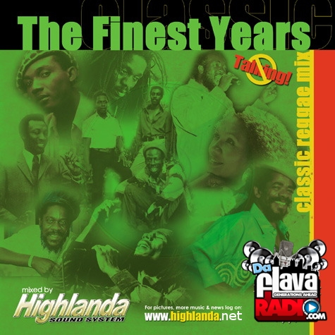 Cover of 'The Finest Years' CD
