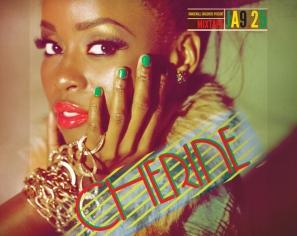 Cherine JA 9.25 Mixtape _Cover