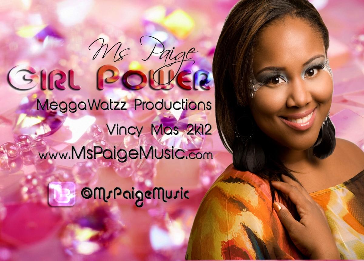 GirlPower - Ms Paige