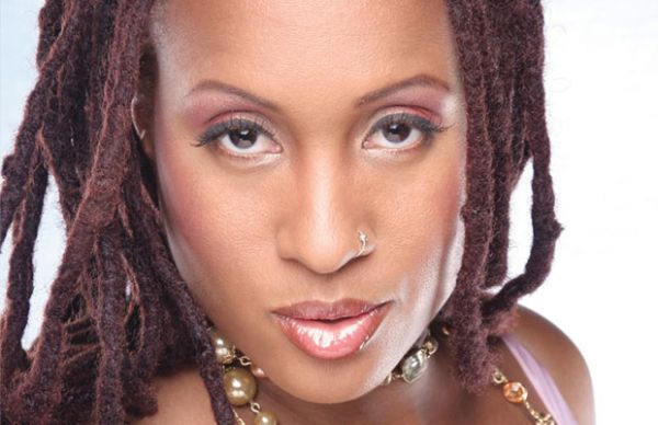 Soca Queen Alison Hinds is featured on 'Bruk It Down 2.0'