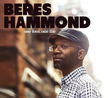 Beres Hammond - One Love , One Life - Artwork