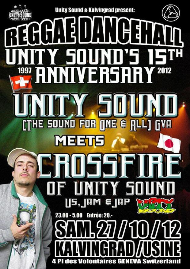 Unity Sound in Geneva