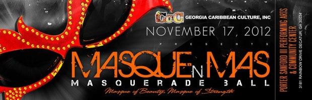 GCC Presents 'Masque n Mas' Fundraising Ball