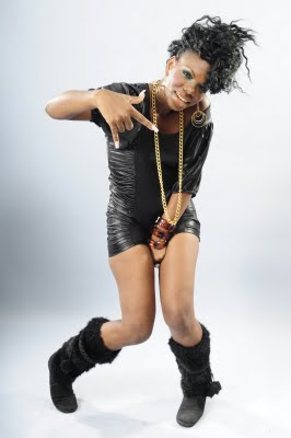 RVC Magazine Baby Tash Feature - January 2012