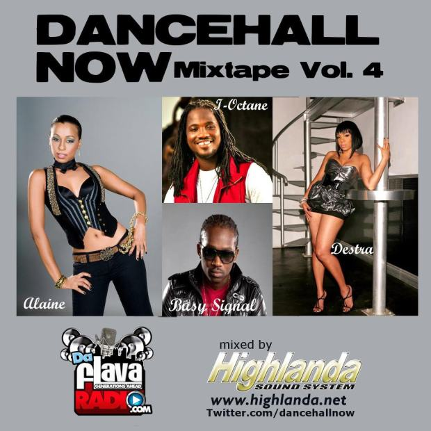 Dancehall Now Mixtape Volume 4