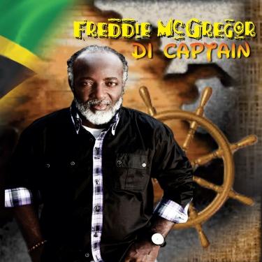 Freddie McGregor - Di Captain - Artwork