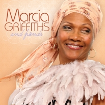 Marcia Griffiths - Marcia Griffiths And Friends - Artwork