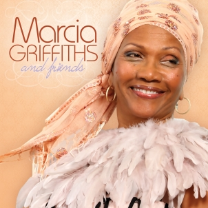 """The first lady of reggae is Marcia Griffiths. No other female vocalist has charted hits in as wide a range of styles in the genre. She is a one of a kind performer with a truly unique history in the music. In tribute to this great lady, Penthouse productions presents the two CD collection """"Marcia and Friends"""" with 38 duets recorded in collaboration with the label. The collection features some of reggae's top vocalists in combination with the legendary singer."""