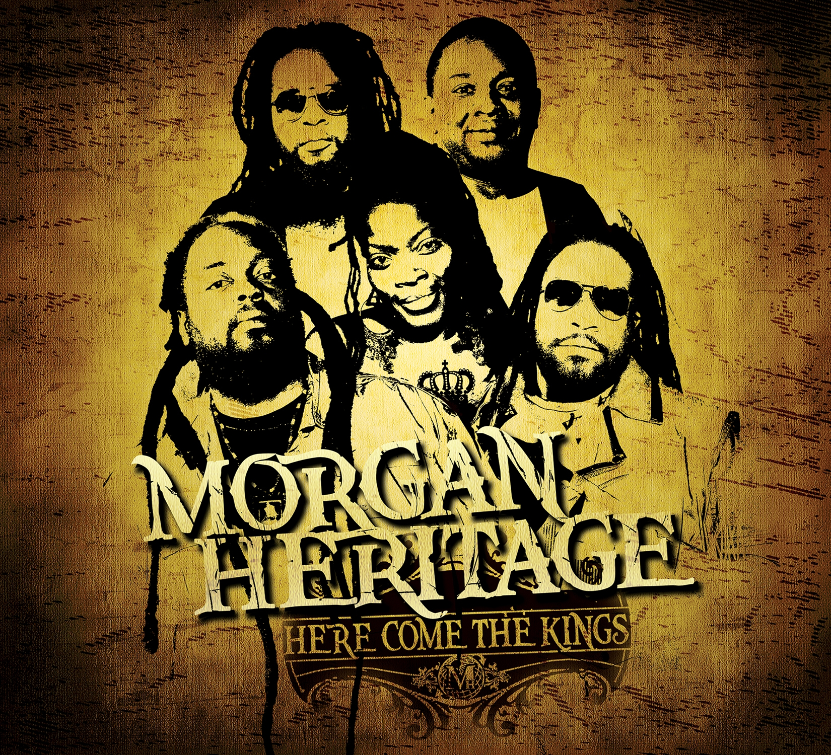 Morgan Heritage To Release Here Come The Kings Album