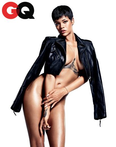 Rihanna's GQ Cover