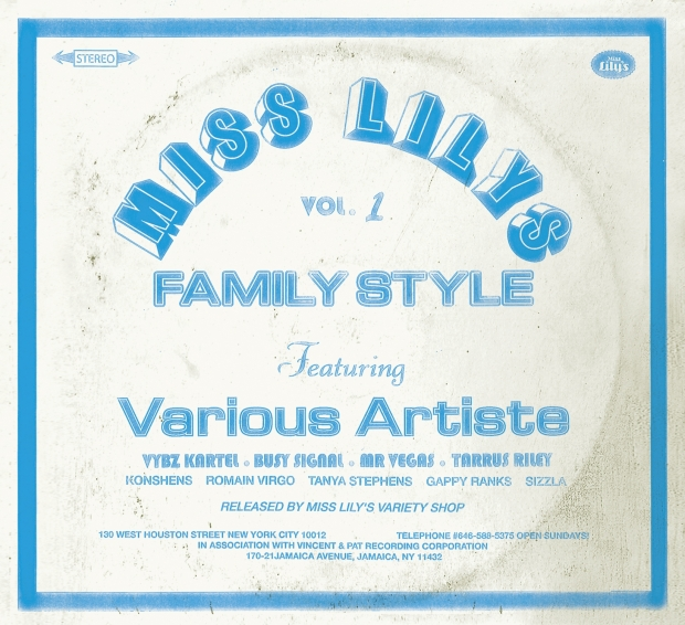 Various Artists: Miss Lily's Family Style