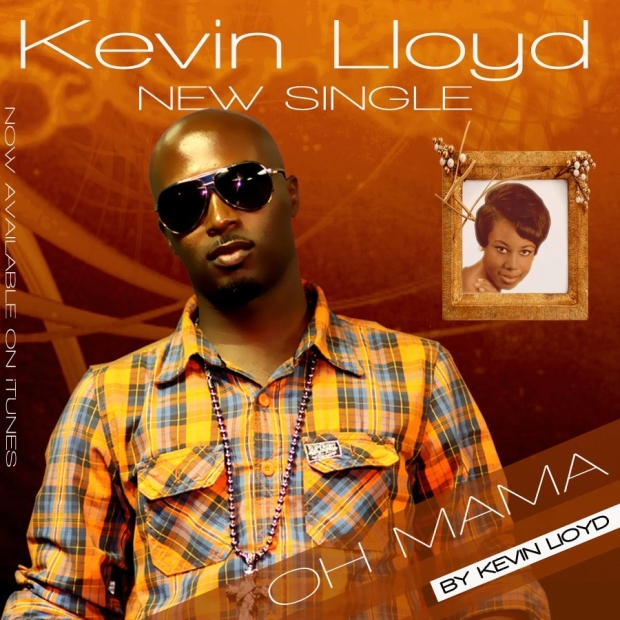 Kevin Lloyd - Oh Mama - Artwork