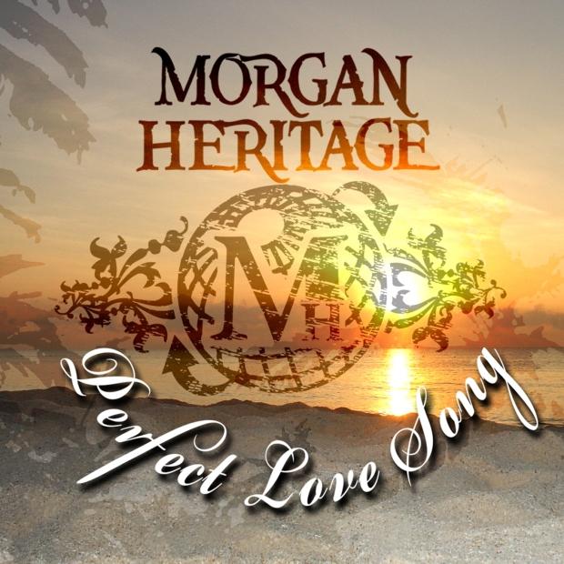 Morgan Heritage - Perfect Love Song - Artwork