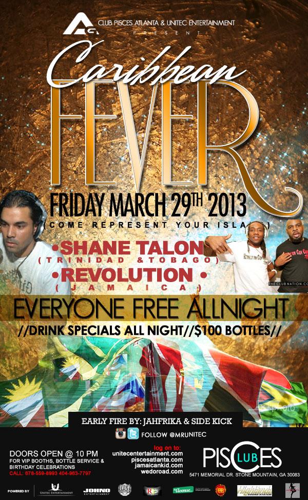 Caribbean Fever Edition