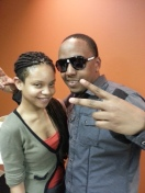 DREGGAE AND TERRI K ON DANCEHALL NOW