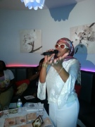 MARCIA GRIFFITHS AT ELEGANCE LOUNGE