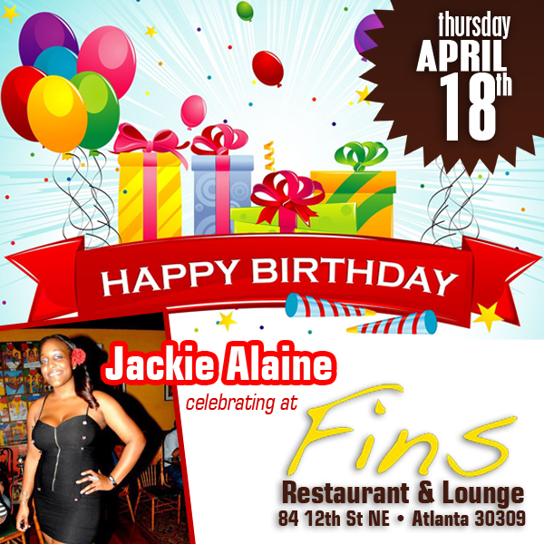 CLIMAX every Thursday at. Fins Atlanta Restaurant & Lounge 84 12th St NE Atlanta, GA 30309