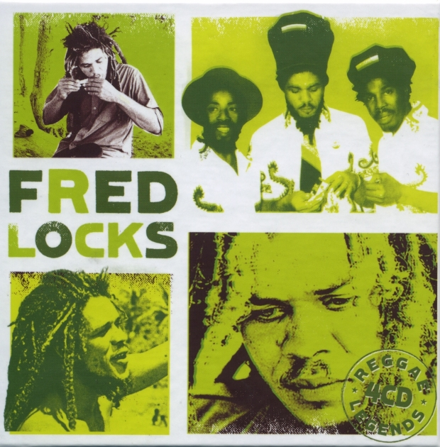 In this latest installment of Reggae Legends, Fred Locks is featured with 4 CDs.