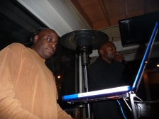 Cartel Sound with DJ Philip 5 and MC Mad Twitch