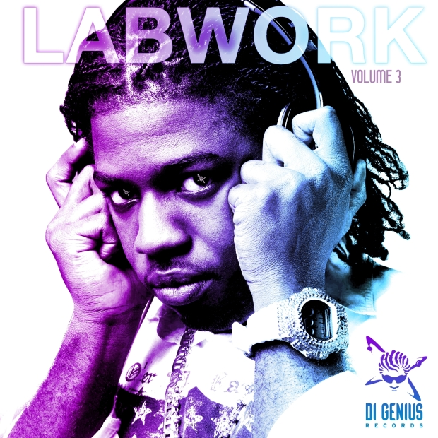 Various Artists - Lab Work Volume 3 - Artwork