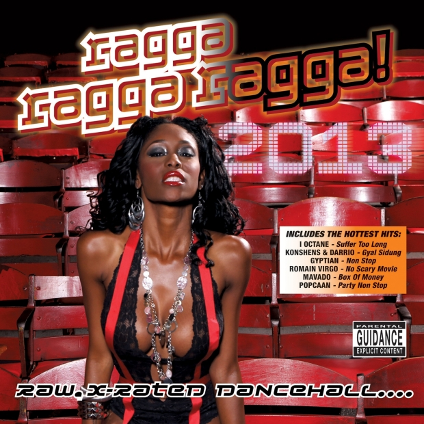Ragga Ragga Ragga is back. The annual compilation from Greensleeves Records features 14 of the hottest dancehall hits from today's top artists, including Gyptian, Busy Signal, Konshens, and Mavado. Ragga Ragga Ragga captures the raw side of the dancehall scene with the tracks that are running the clubs.