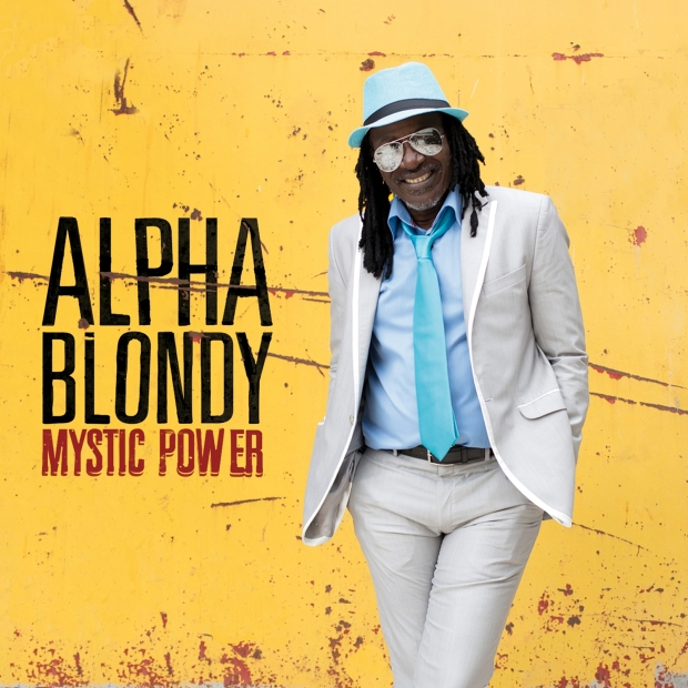 Alpha Blondy - Mystic Power - Artwork