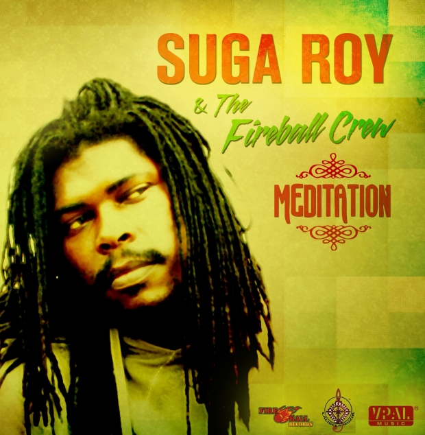 "uga Roy's new album ""Meditation"", coming out on July 2nd"