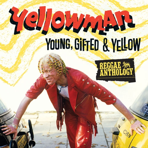 Yellowman - Young, Gifted & Yellow - Artwork