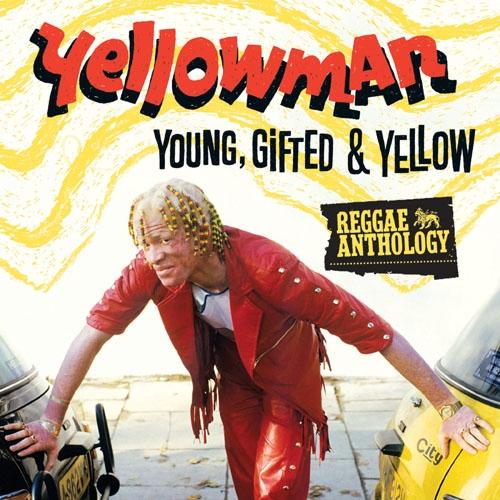 Yellowman - Young, Gifted & Yellow - Artwork