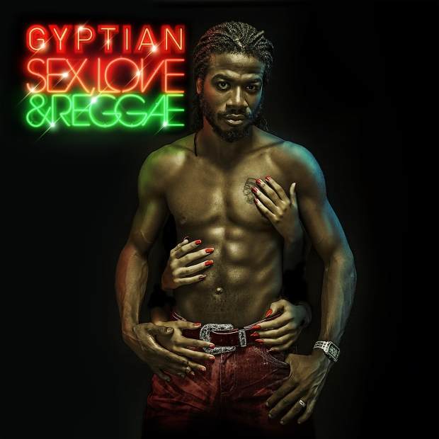 Gyptian - Sex, Love and Reggae - Artwork