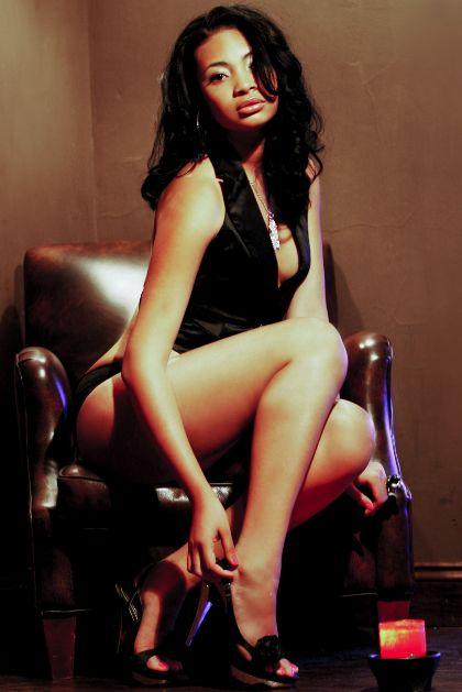 Dancehall Star Out of Guyana, Timeka Marshall