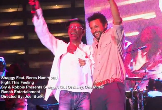 FIGHT THIS FEELING - SHAGGY FEAT. BERES HAMMOND