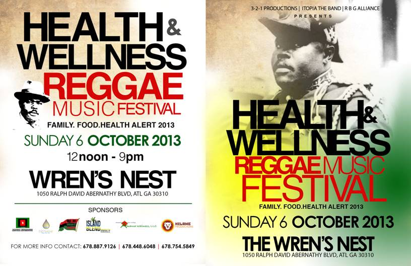 Health and Wellness Flyer 2f Oct 5