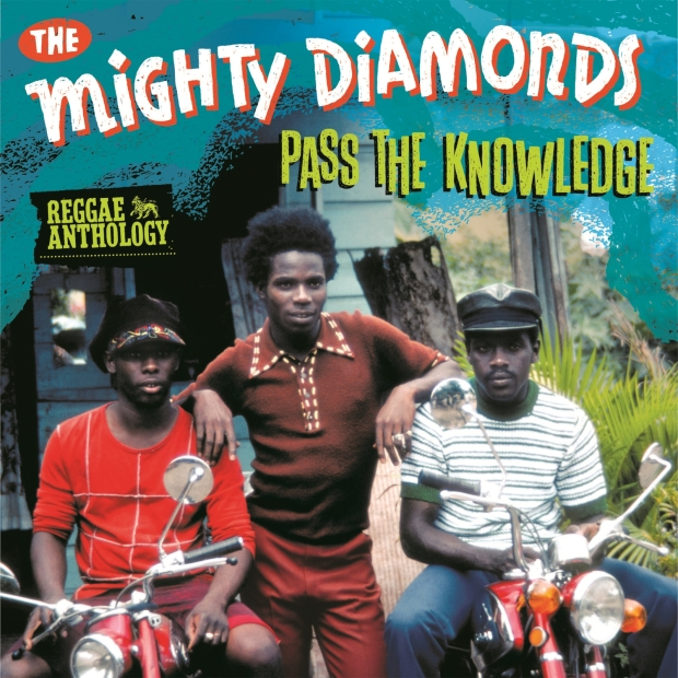 The Mighty Diamonds - Reggae Anthology Pass The Knowledge - Artwork