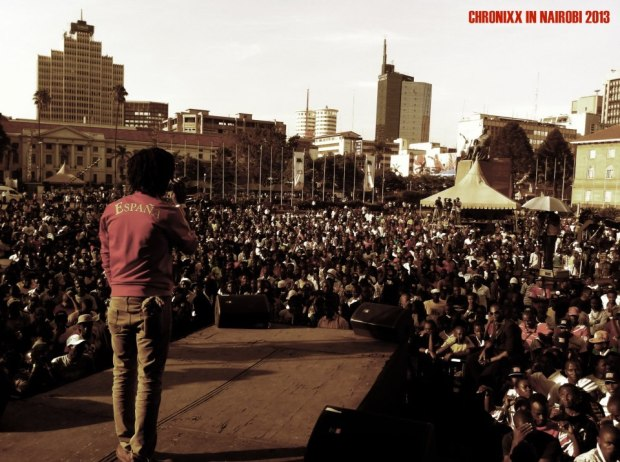 Chronixx-Tuko-Rada-peace-concert-Nairobi-Kenya