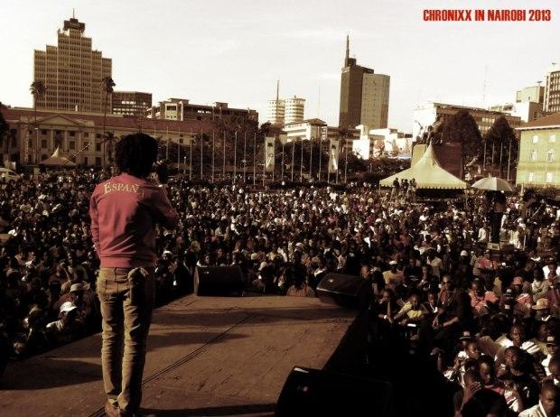Chronixx-Tuko-Rada-peace-concert-Nairobi-Kenya
