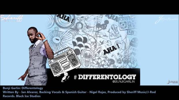 differentology bunji garlin