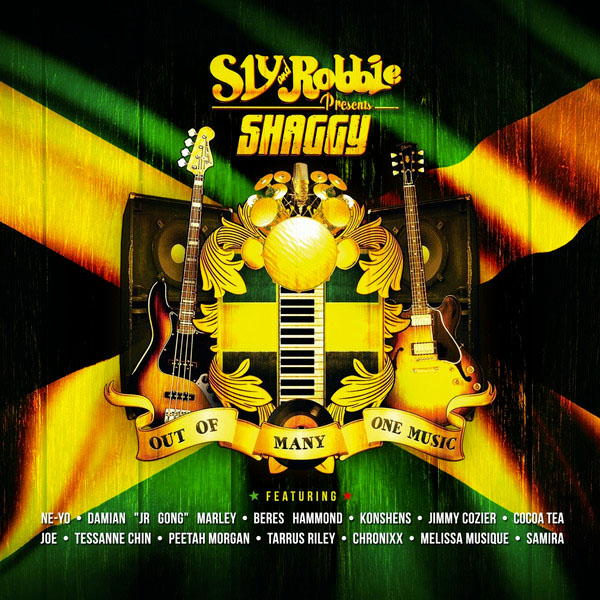 Shaggy-Out-of-Many-One-Music-iTunes