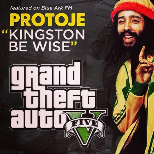 Kingston Be Wise - Protoje