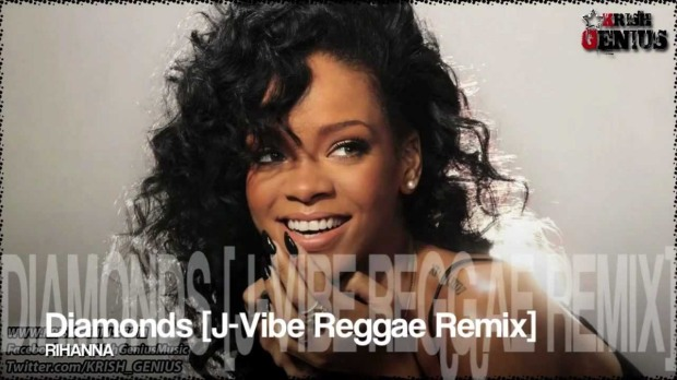 DIAMONDS – RIHANNA – J-VIBE/CYCLONE