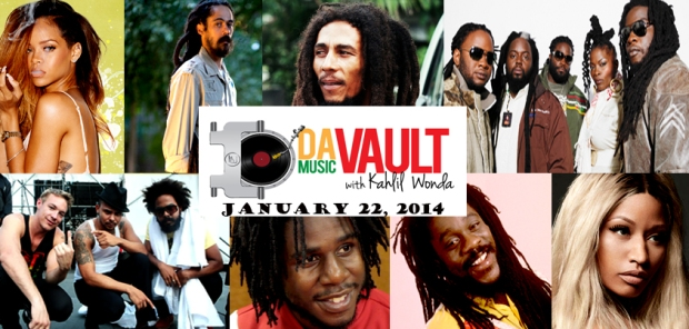 another edition of the Music Vault with your host, Kahlil Wonda Reggae Ambassador, Pro DJ, and blogger at Highlanda.net