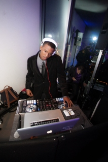 DJ Kahlil Wonda of Highlanda Sound