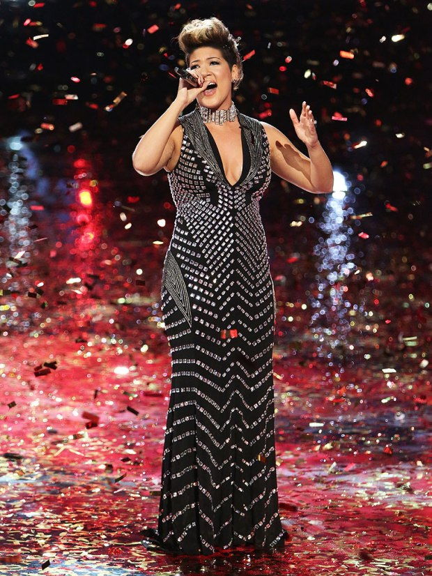 The Voice Winner Tessanne