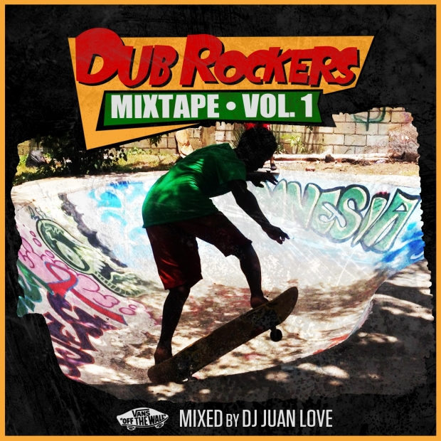 Various Artists - Dub Rockers Mixtape Vol 1 - Artwork