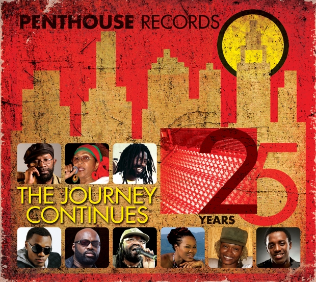 VPPH1968_Penthouse Studio 25th Anniversary_Album Cover