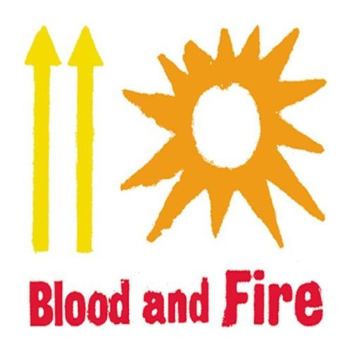 Blood and Fire Logo