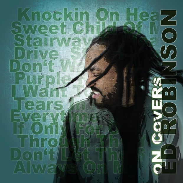 artwork for Reggae Artist Ed Robinson Releases His 6th Album 'On Covers'